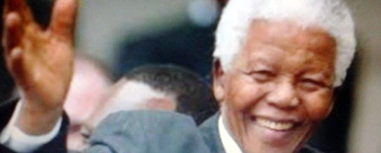 POR QUE FALAR DE MANDELA?