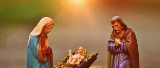 Jesus, o aniversariante do mês!