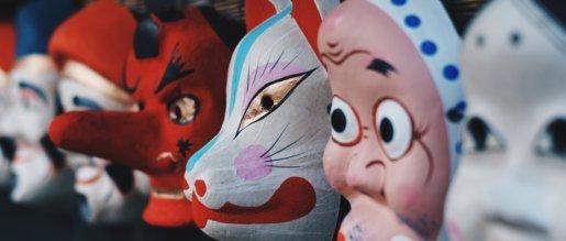 Oficina de Máscaras - 03/Fev 15h