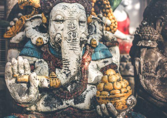 Mitos e Mestres da Índia - Curso