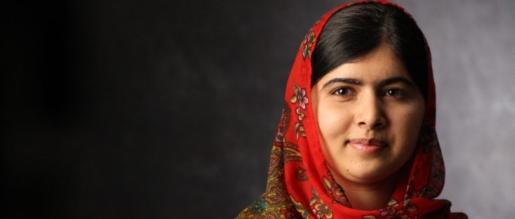 Malala - O Poder Revolucionário da Educação - 14/Jul - 15h