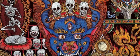 Livro Tibetano dos Mortos - 10/Nov 15h