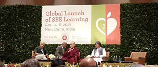 Fora da Caixa no Lançamento do SEE Learning