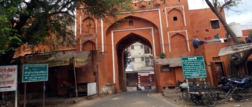 Jaipur – A Cidade Rosa