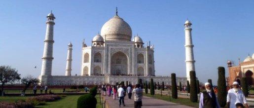Agra e Taj Mahal