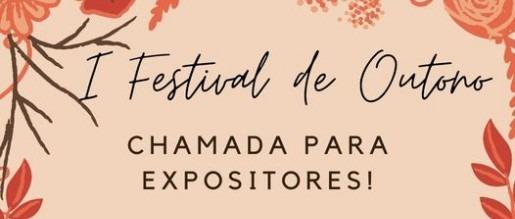 Vem aí o I Festival de Outono!