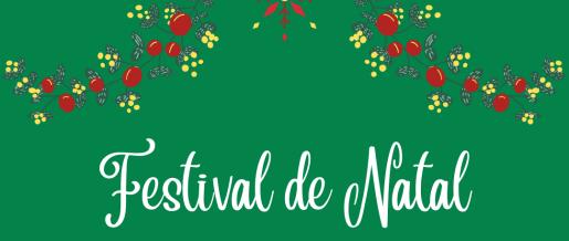 Festival de Natal - Chamada para Expositores