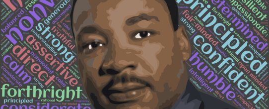 Tributo online a Martin Luther King Jr