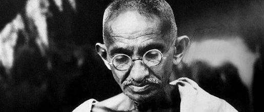 O Arrependimento de Gandhi