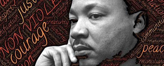 Tributo a Martin Luther King - 07/Abril 15h